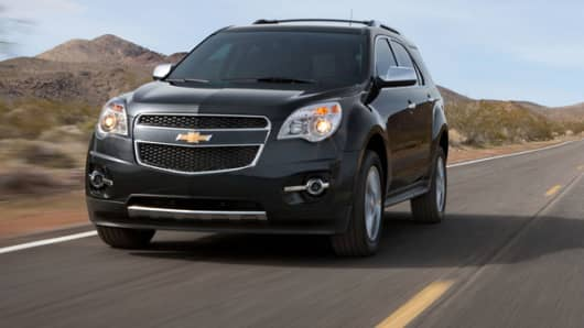 GM's Chevrolet Equinox