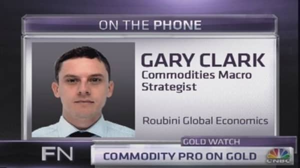 $1,000 Gold Coming: Commodity Pro