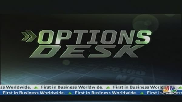 Options Action: Bullish Bet on Microsoft