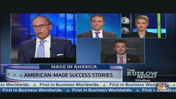 American-Made Success Stories