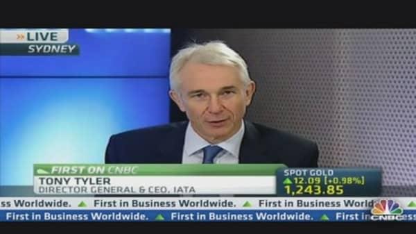 Keeping Tabs On Upward Pressure For Oil: IATA