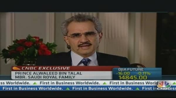 Nowhere Is Immune from Unrest: Saudi Prince
