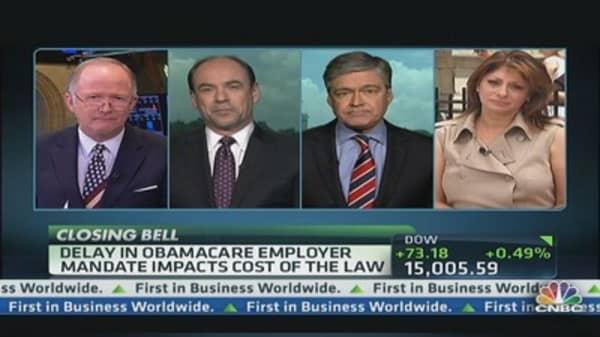 Key Obamacare Delay