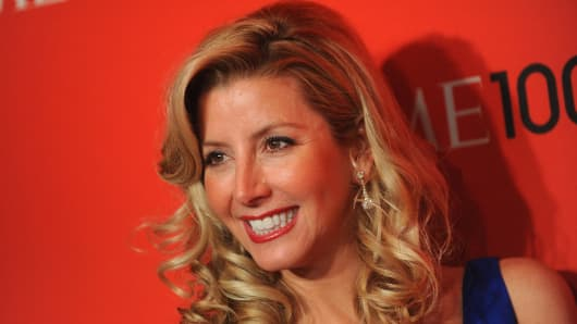 Sara Blakely, the founder of Spanx shapewear, is considered to be the youngest, self-made female billionaire in the world.