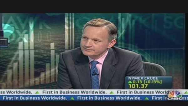 Barclays CEO: 'Constructive' Relationship With Regulators