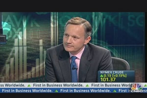 Barclays CEO: 'Constructive' Relationship With Regulators