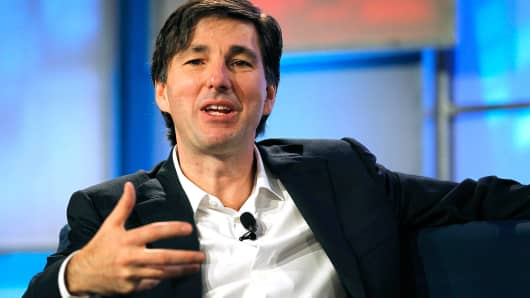 Don Mattrick, named the new CEO of Zynga Inc.
