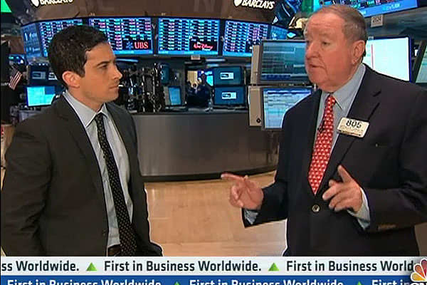 90 Seconds with Art Cashin: The 10-Year, the Dollar & Oil