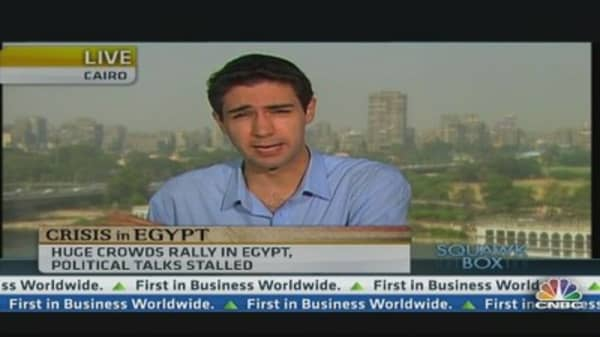 Morsi Loyalists Shot Dead in Cairo