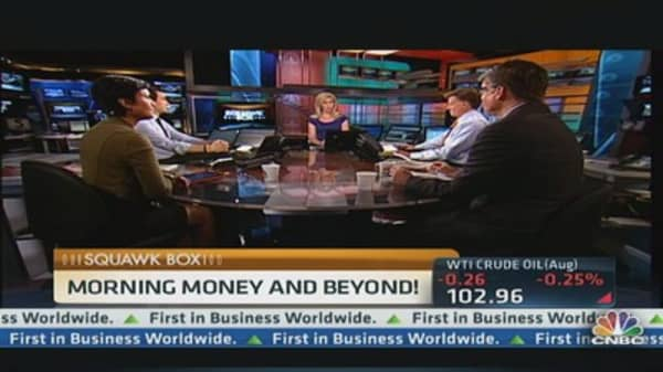 Beyond Monday's Headlines: Spitzer's Comeback?