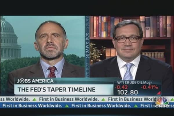 Will Fed 'Pull the Rug Out' From Markets?