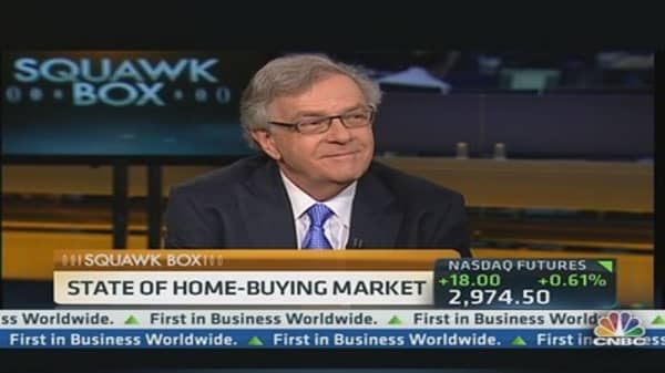 Higher Rates Hamper Housing Recovery?