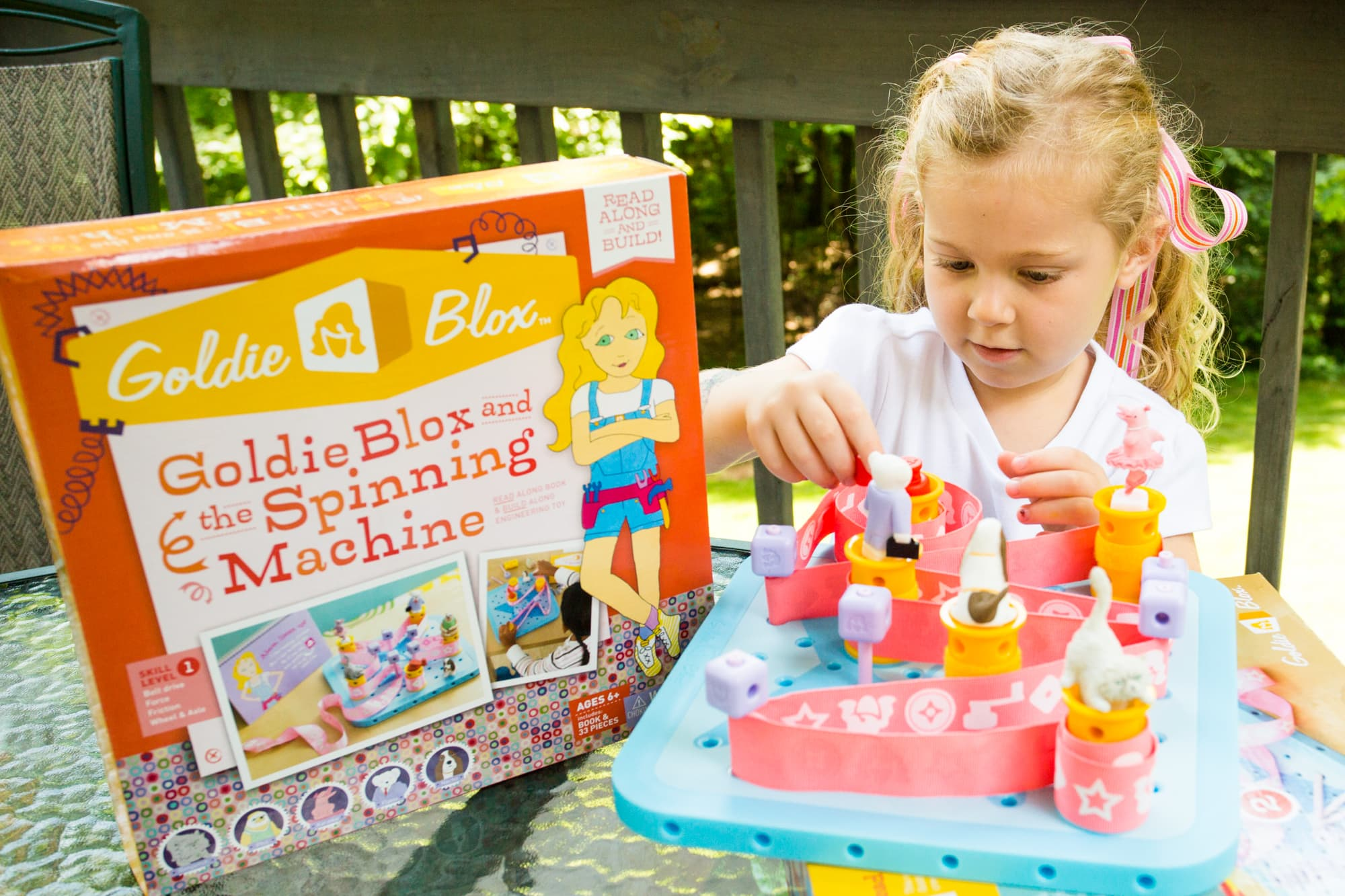 Gol Blox How an engineer created a hot toy start up for girls