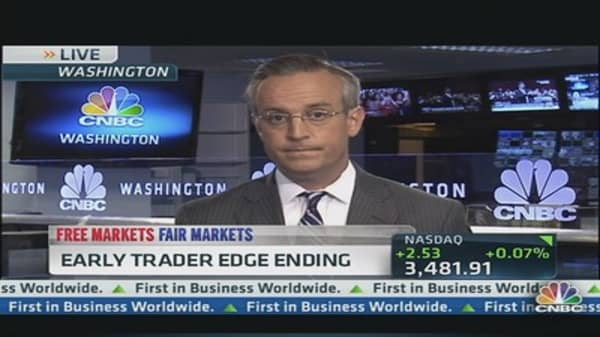 Early Trader Edge Ending