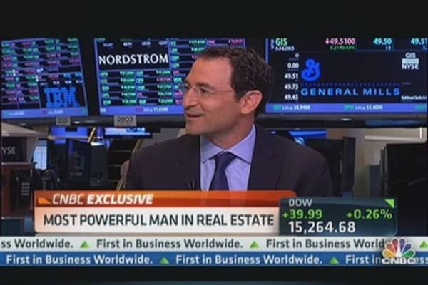 Blackstone's Real Estate Strategy