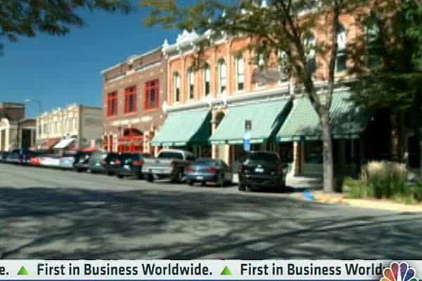 Top States For Business: Number One