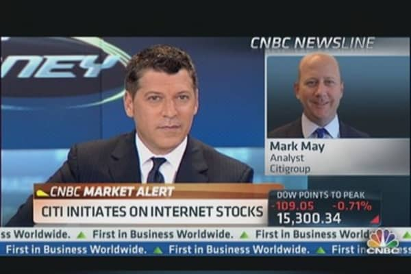 Top Tech 'Buy' Stocks: Citi Analyst