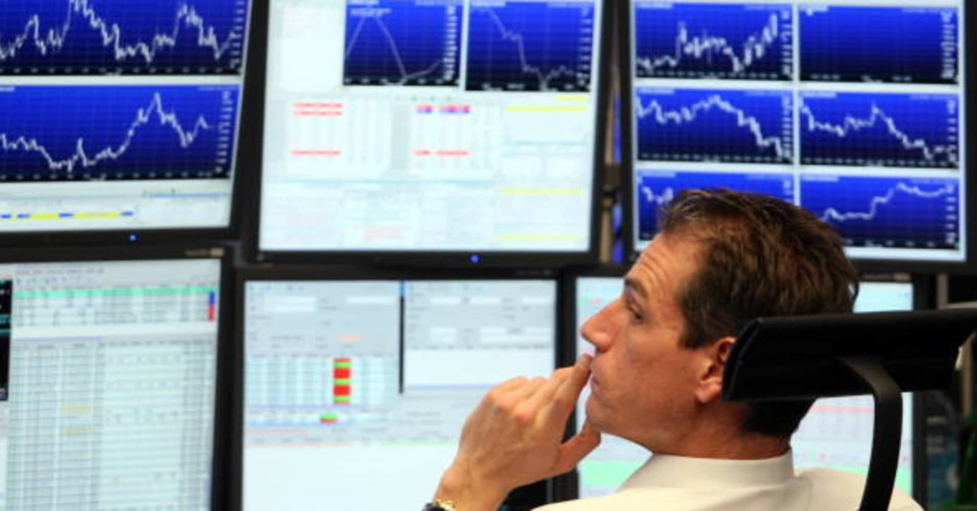 European markets bounce back after heavy losses; miners gain