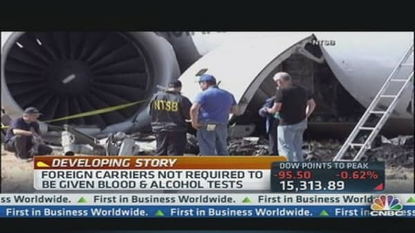 New Details in Asiana 214 Investigation