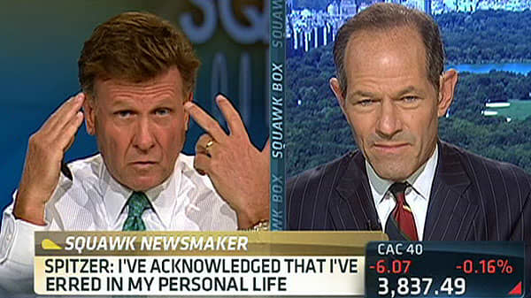 Kernen to Spitzer: Do You Have a 'Screw Loose?'