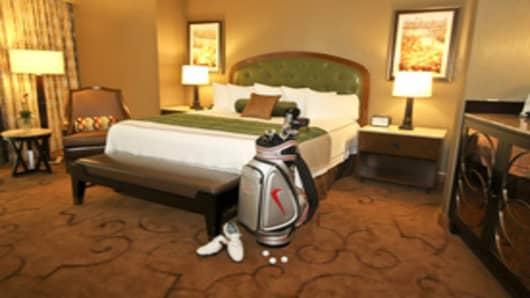 LLC guest room