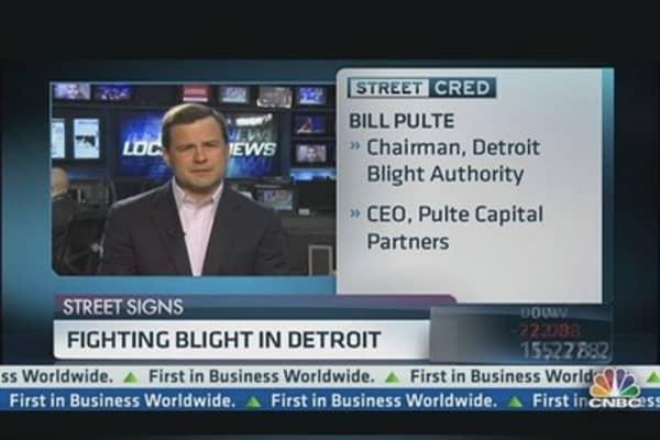 Fighting Blight in Detroit