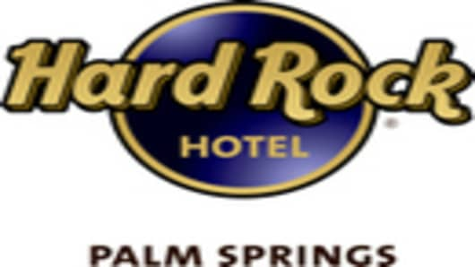 Hard Rock Hotel Palm Springs Logo