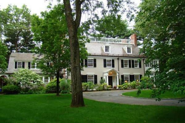 Governors Homes: Deval Patrick of Massachusetts