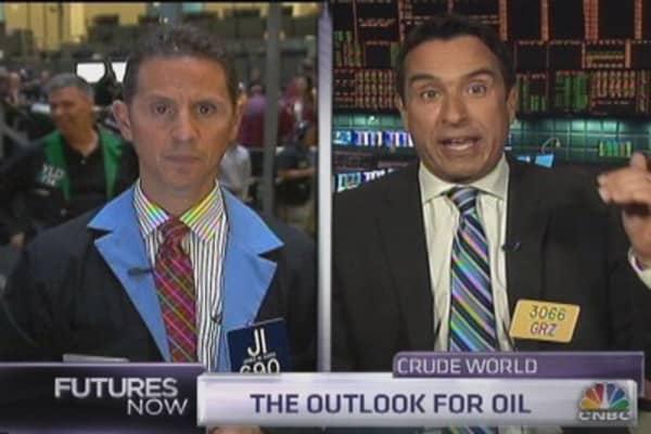 Oil Is Overdone: Pro Trader