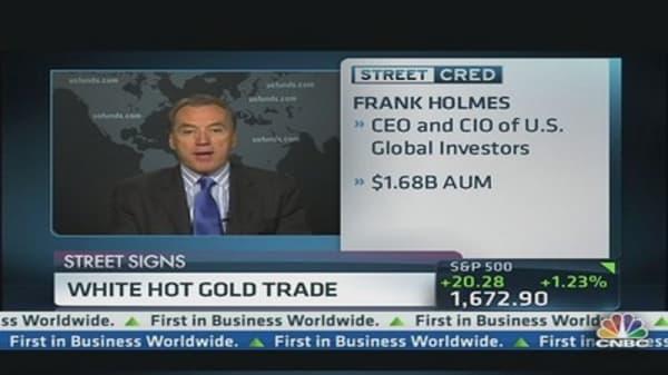 White Hot Gold Trade