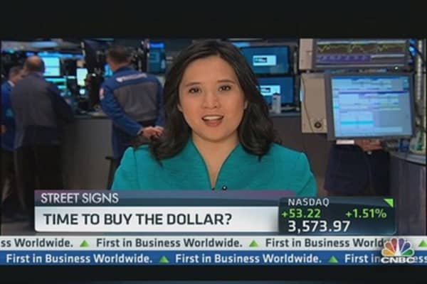 Lien: 'Great Time to Go Long Dollar'