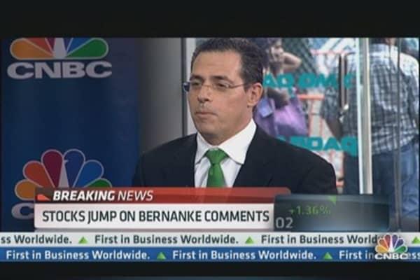 After Bernanke Bump, Buy the Dip