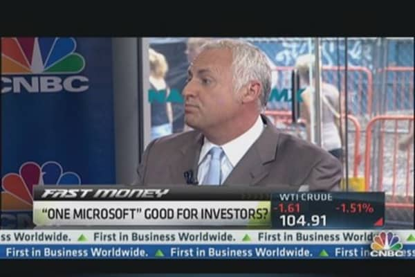 How to Look at 'One Microsoft': Analyst