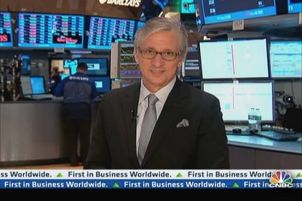 Bob Pisani's Look Ahead: China GDP, Bernanke Testimony