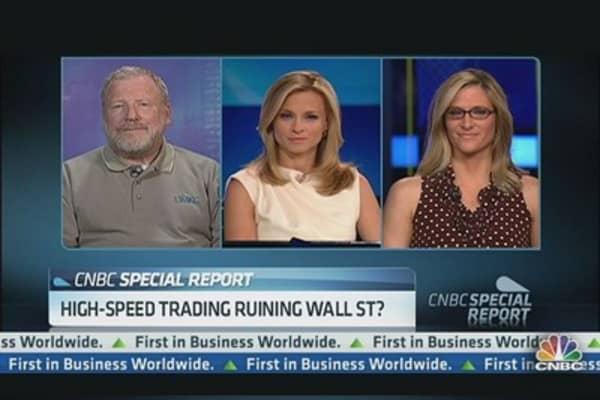 High-Frequency trading creates false liquidity: Pro