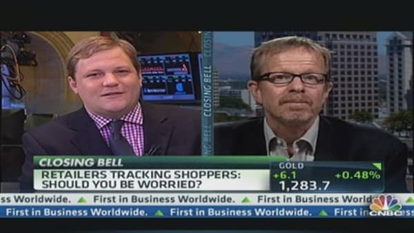 Tracking shoppers: Should we be worried?