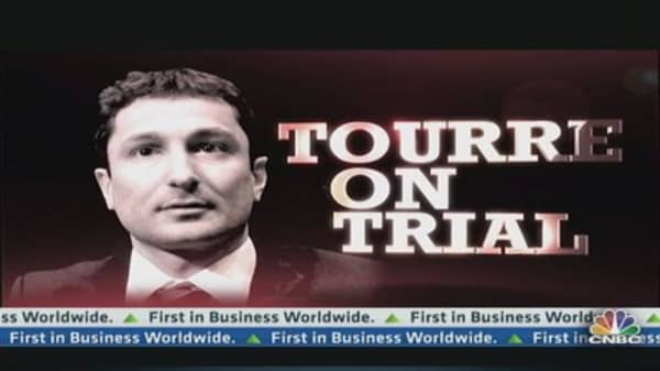 Tourre on trial