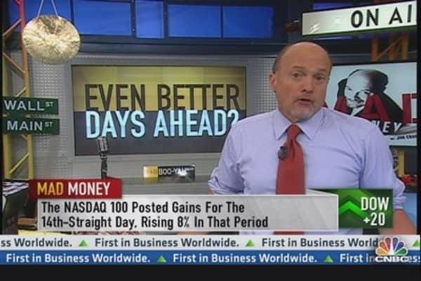 I'd say Citi is a buy: Cramer