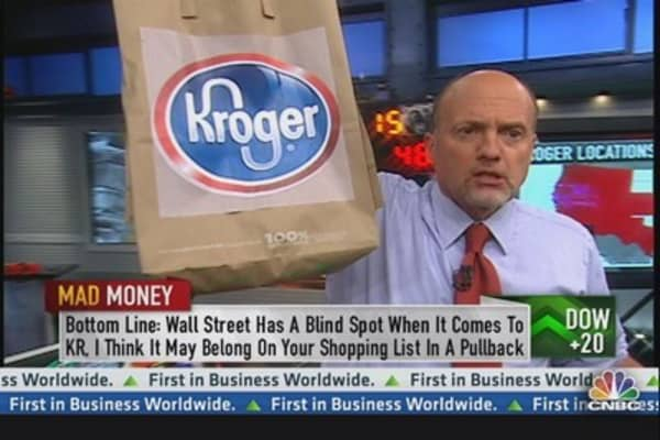 Goldman Sachs downgrades Kroger