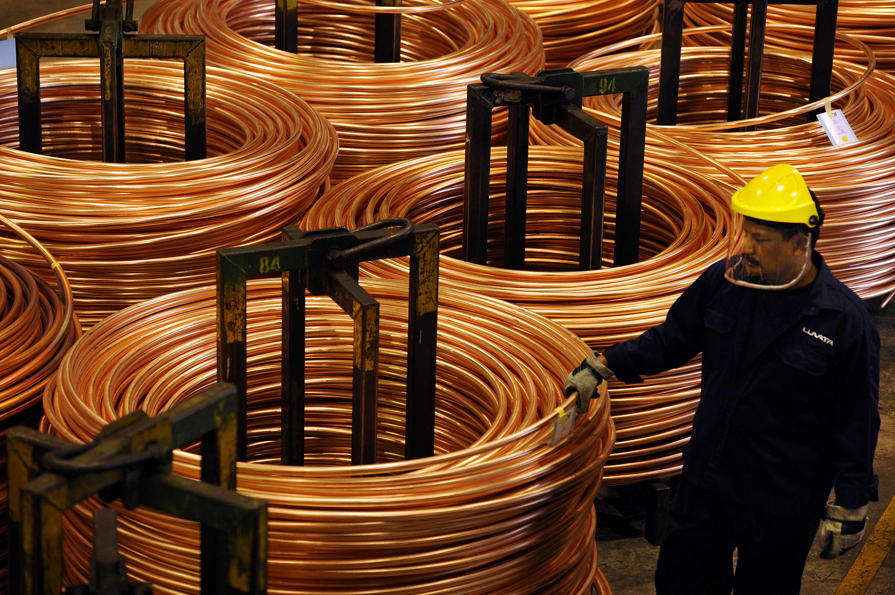 The Doctor Is In Copper Rises To 16 Week High Wiring Money Rbc
