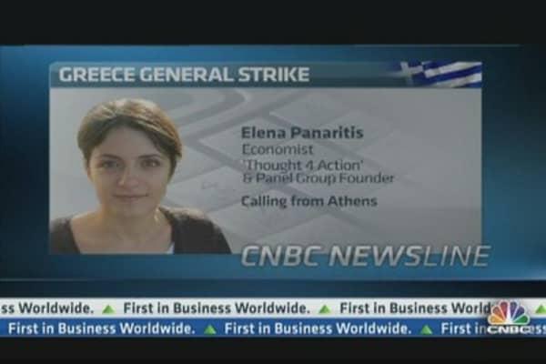 Greece job cuts are no reform: pro