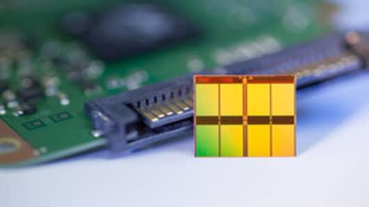 Micron 16nm NAND
