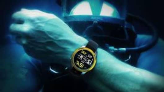 Neonode Smartwatch Conceptual Designs