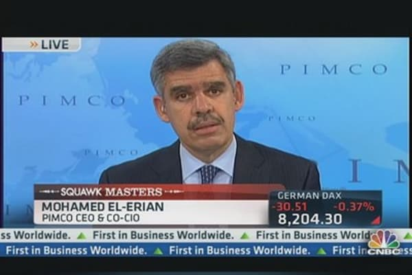 Pimco's El-Erian on Bernanke's 'high-wire act'
