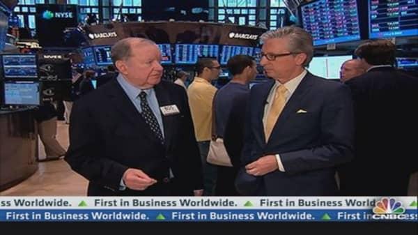 Art Cashin: Markets sleeping walking under Bernanke's influence
