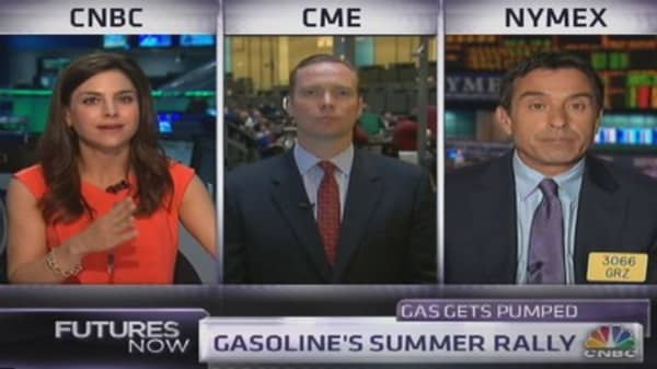 Gasoline Overheated: Citi Expert