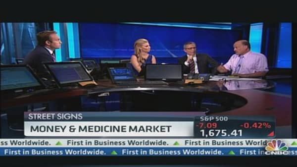 Money & medicine market
