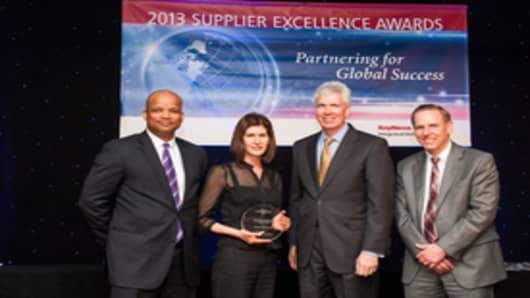 Raytheon Company's Supplier Excellence Award