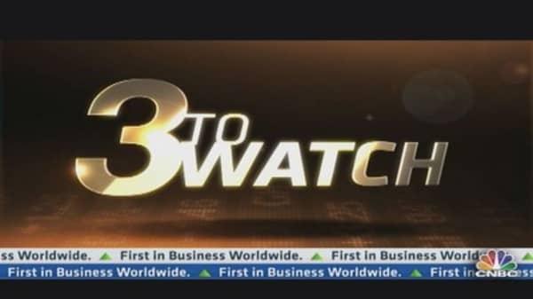 3 to Watch: BAC, IBM & EBAY