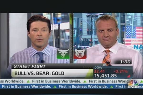 Debate It: Bull vs. bear on gold